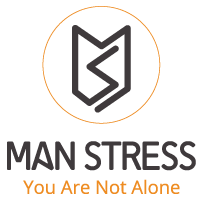 Man Stress Logo